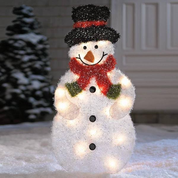 outdoor-Christmas-light-decoration-ideas-69 98+ Magical Christmas Light Decoration Ideas for Your Yard 2018
