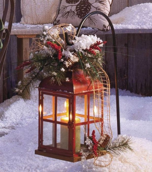 outdoor-Christmas-light-decoration-ideas-77 98+ Magical Christmas Light Decoration Ideas for Your Yard 2018