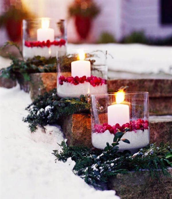 outdoor-Christmas-light-decoration-ideas-78 98+ Magical Christmas Light Decoration Ideas for Your Yard 2018