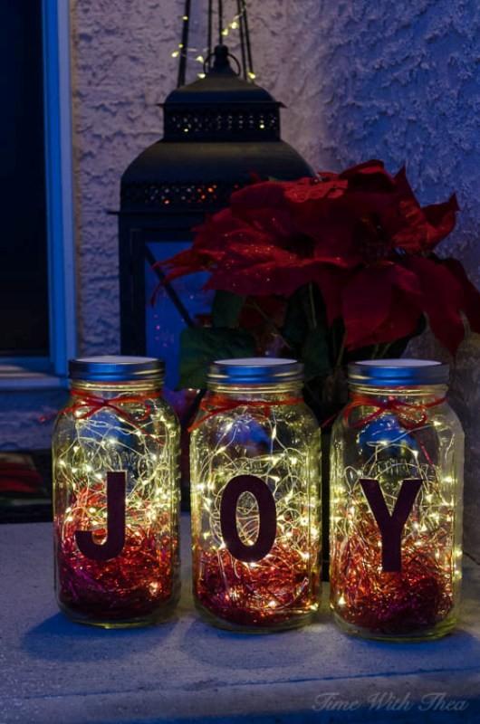 outdoor-Christmas-light-decoration-ideas-8 98+ Magical Christmas Light Decoration Ideas for Your Yard