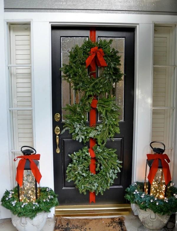 outdoor-Christmas-light-decoration-ideas-89 98+ Magical Christmas Light Decoration Ideas for Your Yard