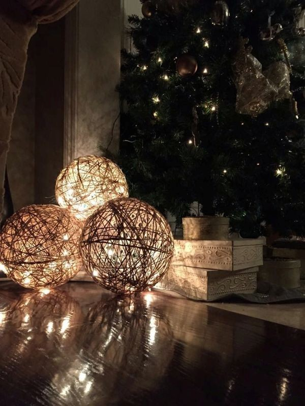 outdoor-Christmas-light-decoration-ideas-96 98+ Magical Christmas Light Decoration Ideas for Your Yard 2018
