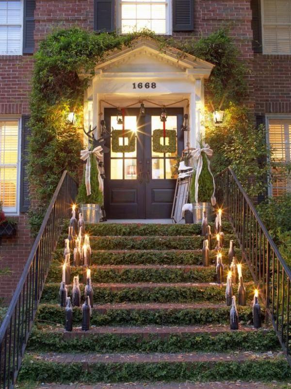 outdoor-Christmas-light-decoration-ideas-97 98+ Magical Christmas Light Decoration Ideas for Your Yard