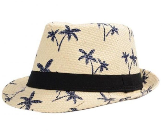 patterned-hat-for-men-675x566 8 Catchy Hat Trends for Men & Women in Summer 2018