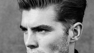 Photo of Old 1950's Hairstyles for Men [Will Return in 2019]