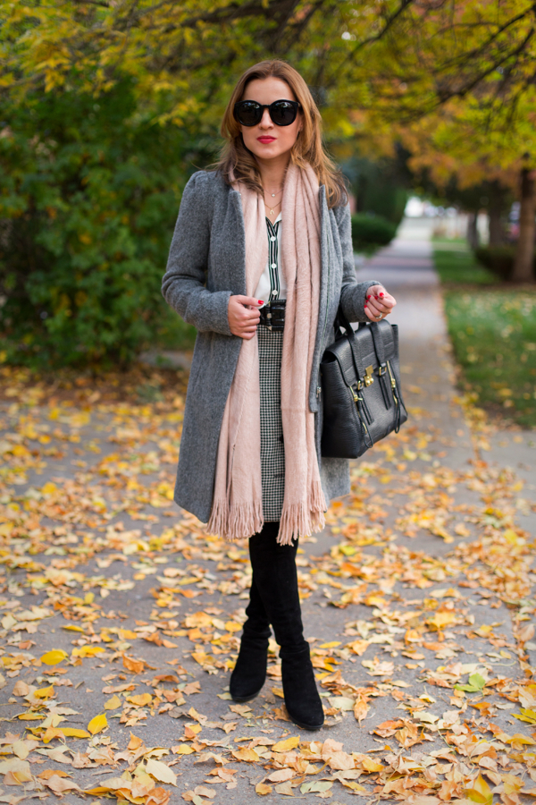 winter outfit for womens and girls