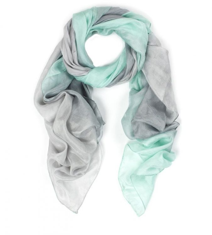 silk-scarf-2-675x750 +25 Catchiest Scarf Trends for Women in 2020