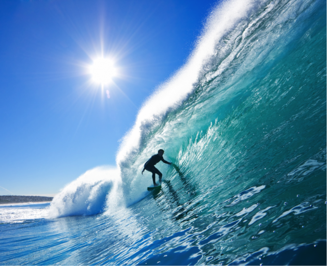 surfer-surfing-los-Angeles-675x549 Top 10 Cool & Unusual Things to Do in Los Angeles
