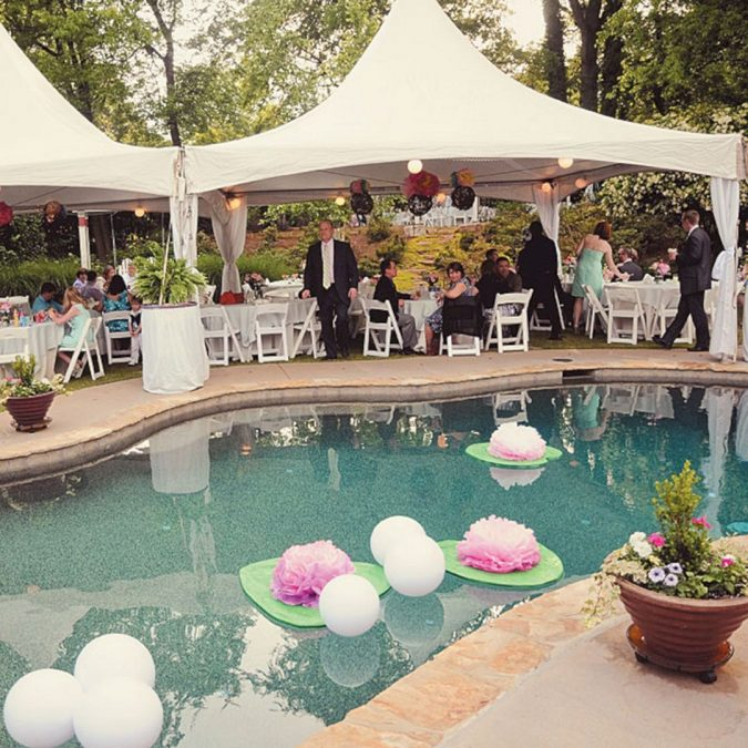 swimming-pool-decoration-party-675x675 Top 10 Most Creative Spring Party Ideas for 2020
