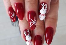 Photo of Top 7 Christmas Winter Nail Design Ideas 2020