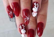 Photo of Top 7 Christmas Winter Nail Design Ideas 2019