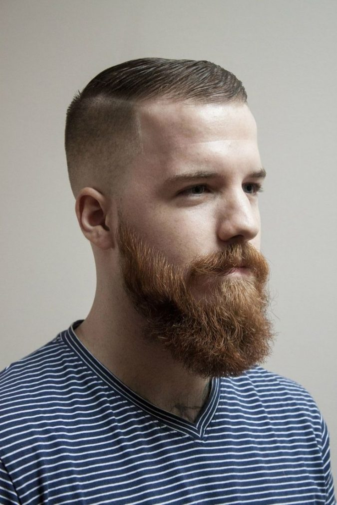 Beard-and-short-hair-2-675x1013 6 Most Stylish Beard Trends for Men in 2020