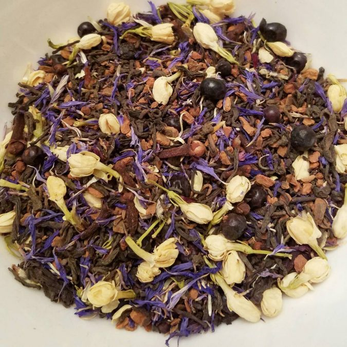 Berry-and-flower-spice-tea-675x675 5 Herbal Tea Infusions to Keep Winter Sickness at Bay
