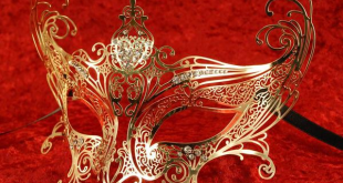 Top 10 Stylish Women's Masquerade Masks for Christmas