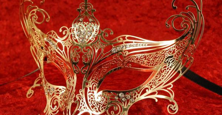 Photo of Top 10 Stylish Women's Masquerade Masks for Christmas