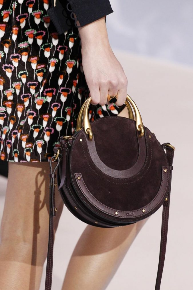 Chloe-hat-box-style-handbag-675x1013 20+ Newest Handbag Trends in 2018