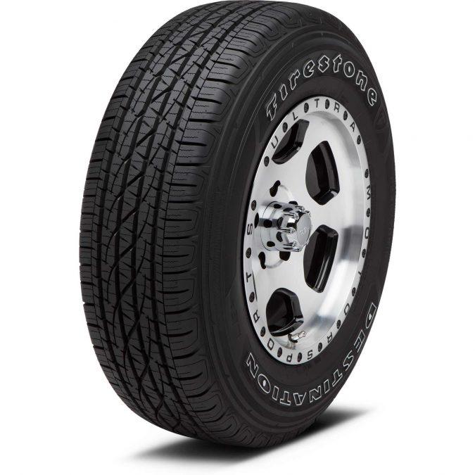 Firestone-Destination-LE2-tire-675x675 Top 5 Best All Season Tires