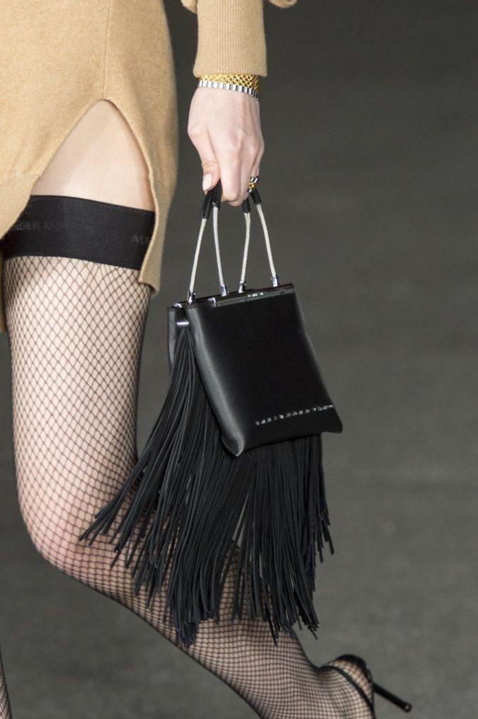 Fringe-Tassel-Bag-Alexander-Wang-675x1016 20+ Newest Handbag Trends in 2018