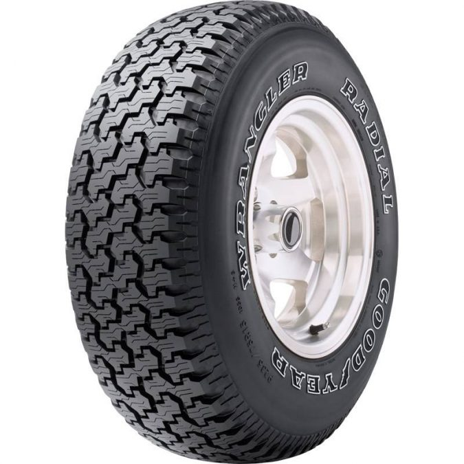 Goodyear-Wrangler-Radial-Tire-675x675 Top 5 Best All Season Tires