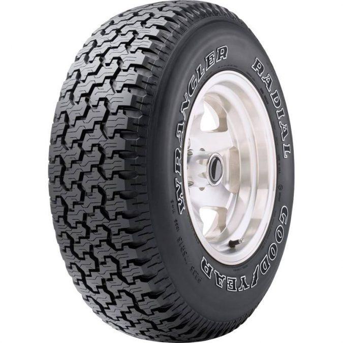 Goodyear-Wrangler-Radial-Tire-675x675 Top 5 Best All Season Tires