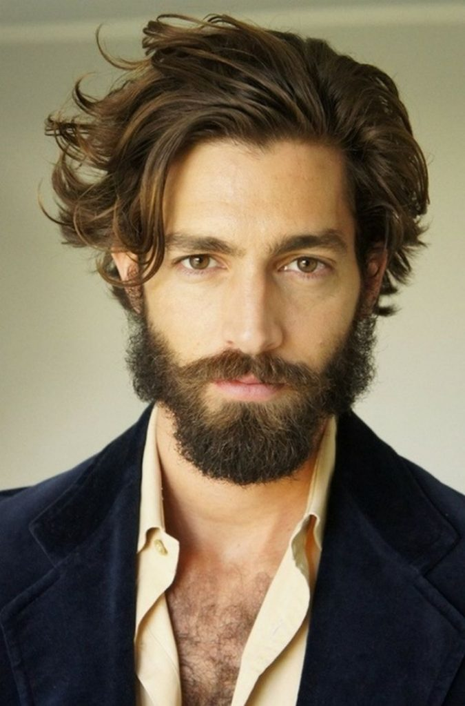 Hipster-Fringe-men-hairstyle-675x1023 6 Fashionable Hairstyles Every Man in His 30's Should Nail