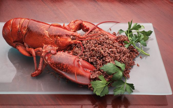 Lobster-and-red-rice-675x424 Top 10 Surprising Health Benefits of Lobster