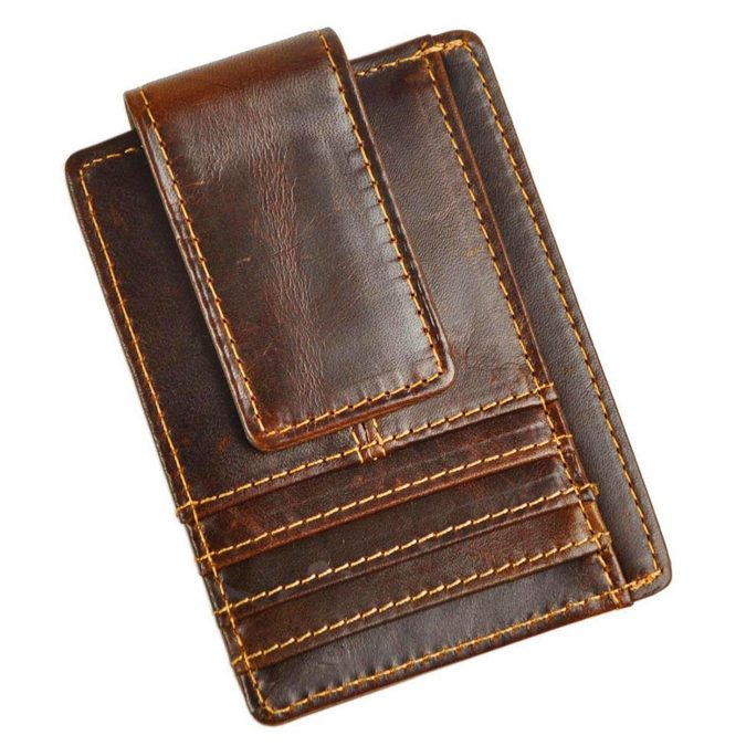 Magnetic-money-clip-wallet-675x675 Best 7 Leather Wallet Patterns Trending in 2020