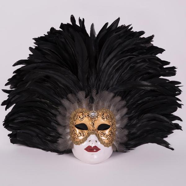 Masquerade-mask-4 Top 10 Stylish Women's Masquerade Masks for Christmas