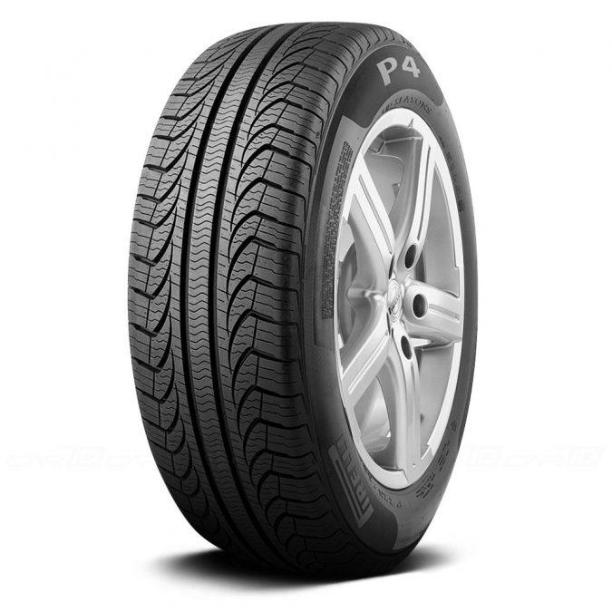 Pirelli-P4-Four-Seasons-Plus-tire-675x675 Top 5 Best All Season Tires