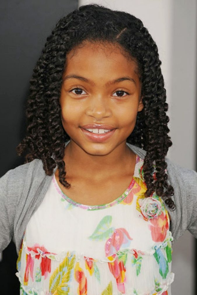 black-girls-with-long-hair-1-675x1013 Top 10 Best Girl's Hairstyles for School