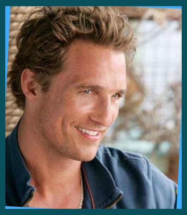 bmm Your Guide To Nail Matthew McConaughey's Hairstyles