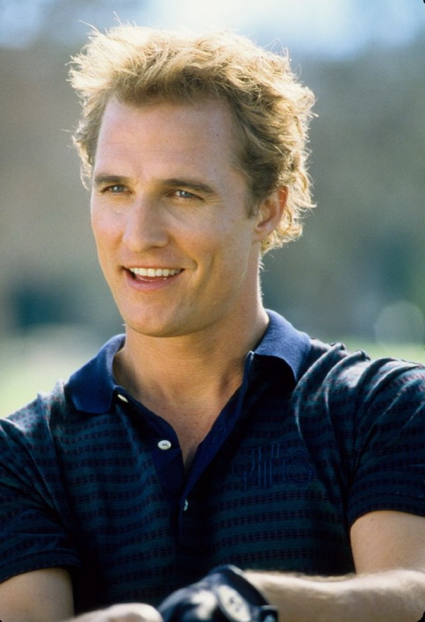 bmmmm Your Guide To Nail Matthew McConaughey's Hairstyles