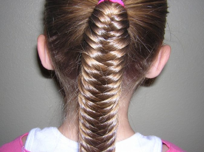 braid-hairstyle-little-girl-675x506 Top 10 Best Girl's Hairstyles for School