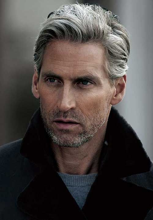 cvv 8 Fashionable Hairstyles For Every Man In His 40's