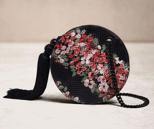 fringe-floral-handbag 20+ Newest Women Handbag Trends To Boom in 2020