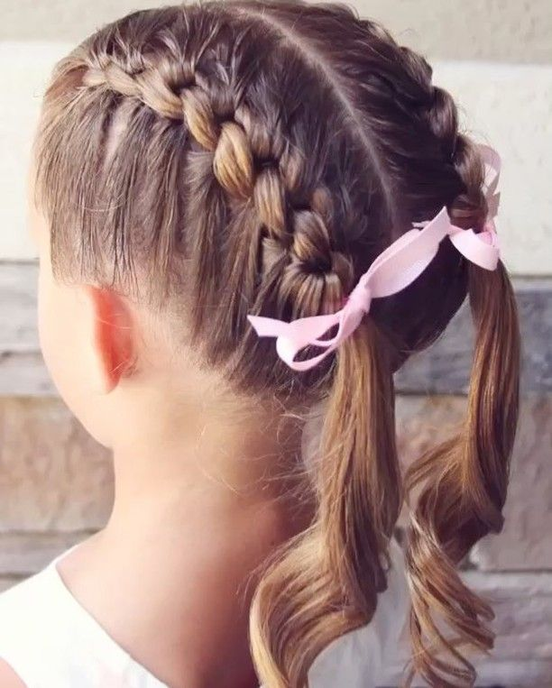 top 10 best girl's hairstyles for school  pouted magazine