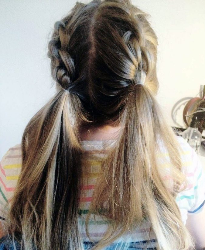 half-dutch-braided-pigtails-675x821 Top 10 Best Girl's Hairstyles for School