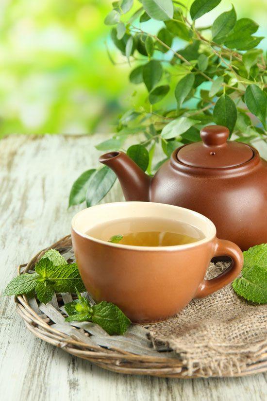 herbal-tea 5 Herbal Tea Infusions to Keep Winter Sickness at Bay