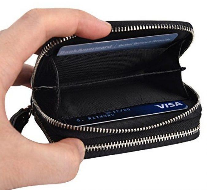 kinzdAccordion-wallet-for-women-1-675x618 Best 7 Leather Wallet Patterns Trending in 2020