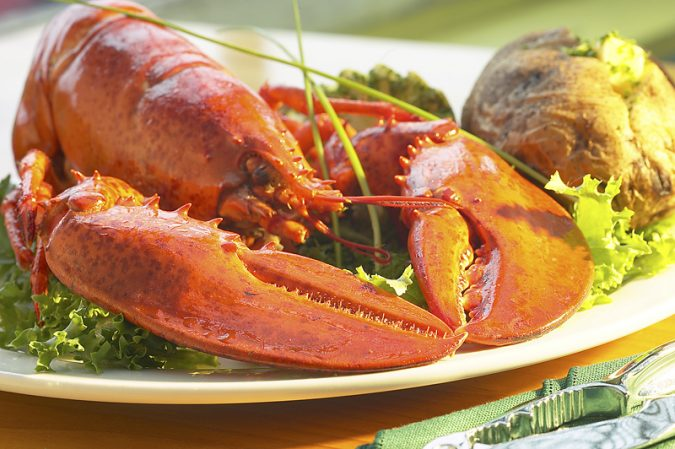 lobster-6-675x449 Top 10 Surprising Health Benefits of Lobster