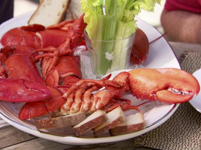 lobster-salad-675x506 Outdoor Corporate Events and The Importance of Having Canopy Tents