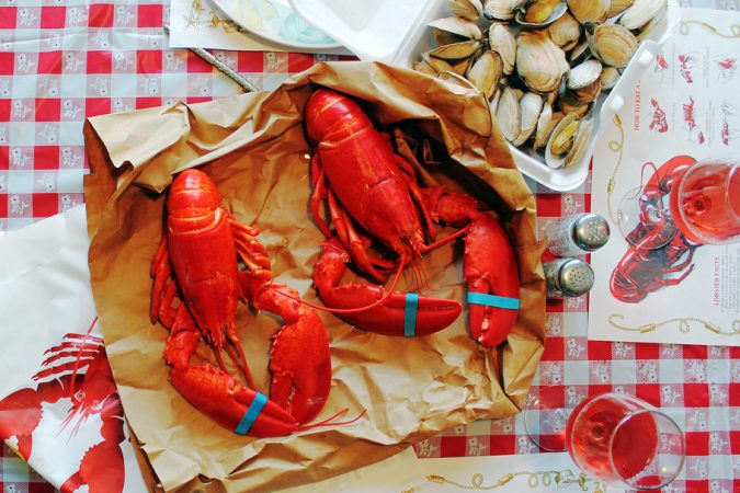 lobsters-675x450 Outdoor Corporate Events and The Importance of Having Canopy Tents