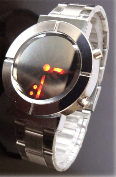 mirrir1 Top 10 Craziest Men's Watches for 2020
