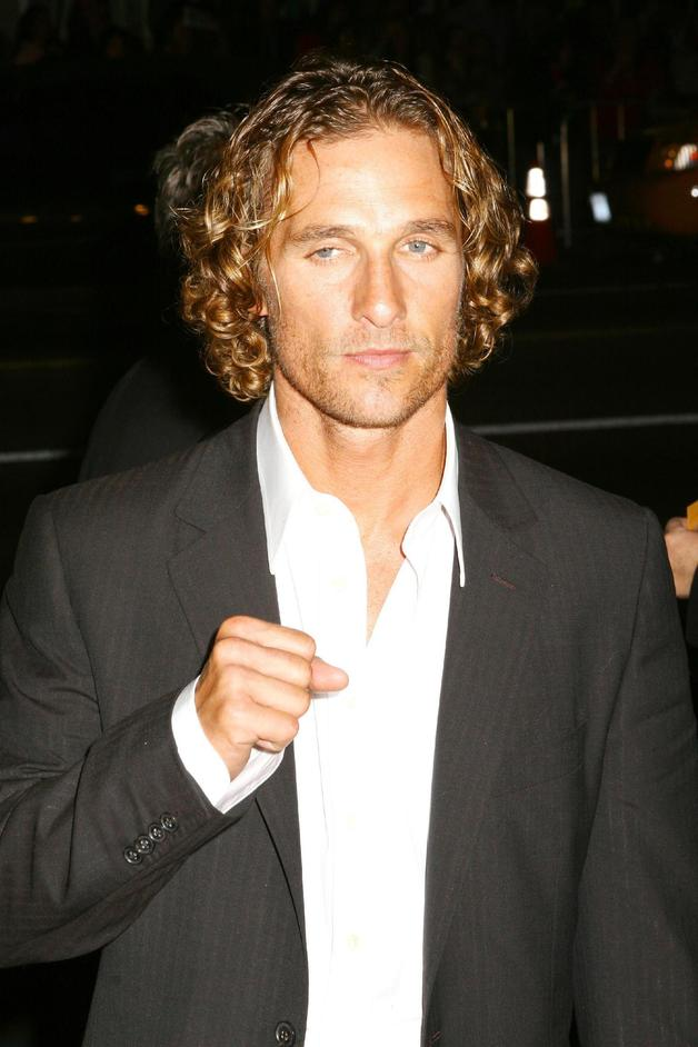 Your Guide To Nail Matthew Mcconaughey S Hairstyles Pouted Com