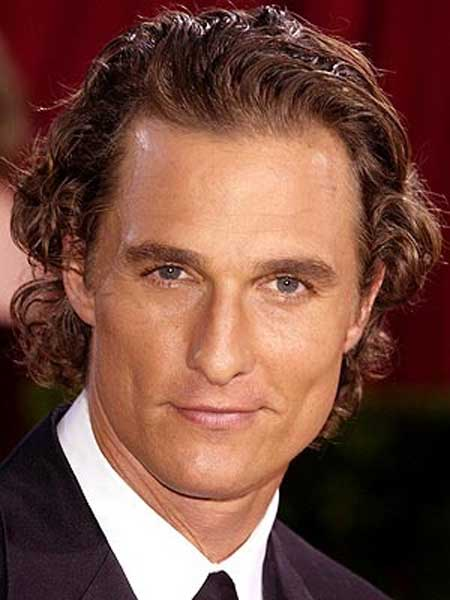 mn Your Guide To Nail Matthew McConaughey's Hairstyles