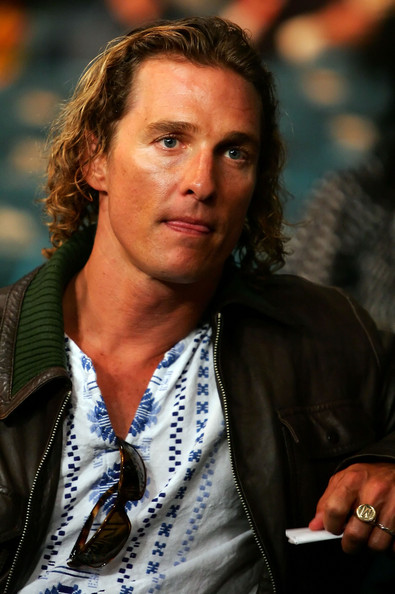 mnn Your Guide To Nail Matthew McConaughey's Hairstyles