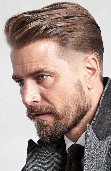 pdd 8 Fashionable Hairstyles For Every Man In His 40's