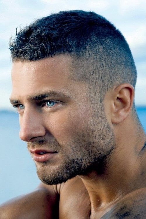 sh 8 Fashionable Hairstyles For Every Man In His 40's