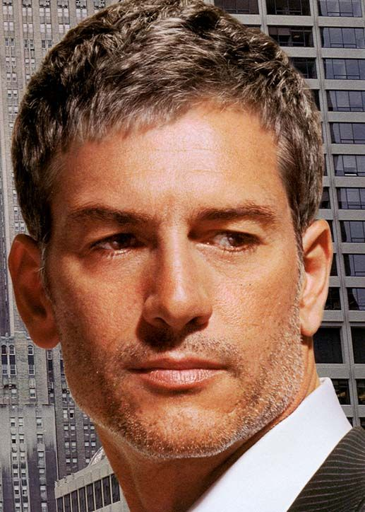 shh 8 Fashionable Hairstyles For Every Man In His 40's