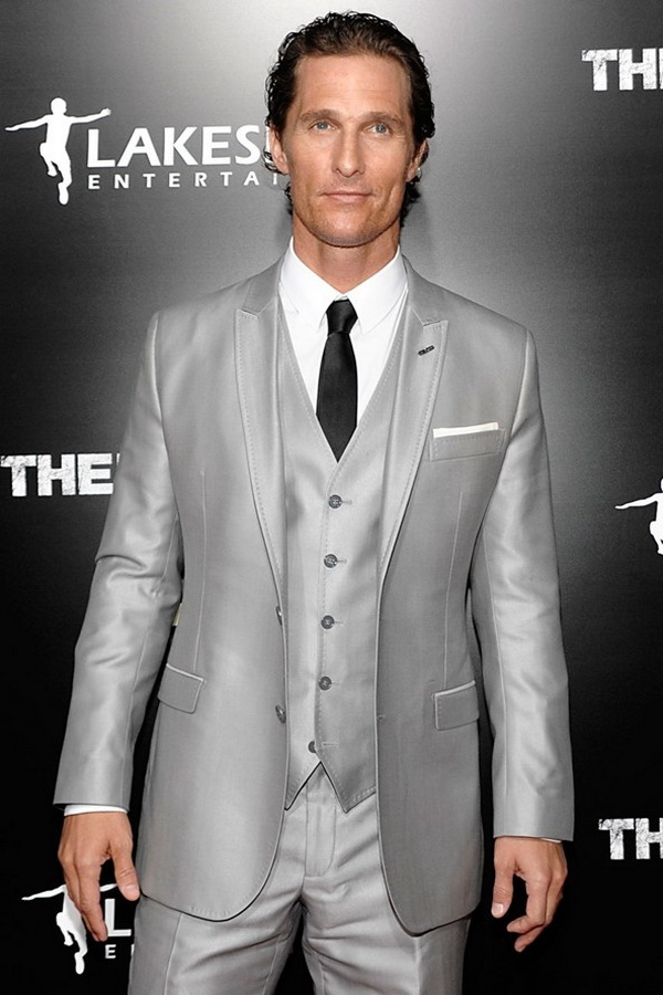 smm Your Guide To Nail Matthew McConaughey's Hairstyles